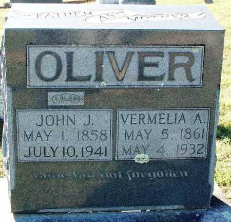 OLIVER, JOHN J - Sebastian County, Arkansas   JOHN J OLIVER - Arkansas Gravestone Photos