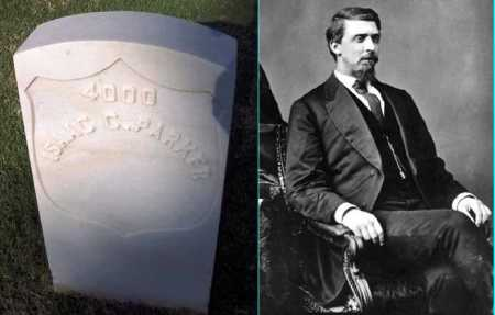 PARKER (VETERAN UNION FAMOUS),, ISAAC CHARLES, JUDGE - Sebastian County, Arkansas | ISAAC CHARLES, JUDGE PARKER (VETERAN UNION FAMOUS), - Arkansas Gravestone Photos