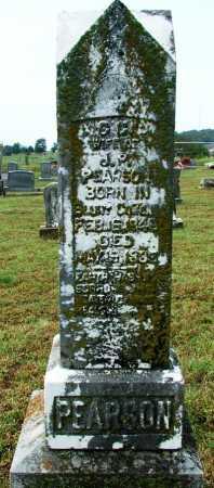 PEARSON, C. C. - Sebastian County, Arkansas   C. C. PEARSON - Arkansas Gravestone Photos