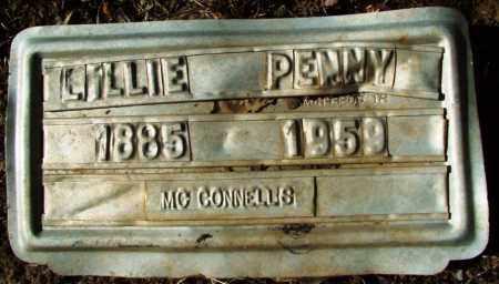 PENNY, LILLIE - Sebastian County, Arkansas | LILLIE PENNY - Arkansas Gravestone Photos