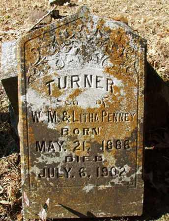 PENNY, TURNER - Sebastian County, Arkansas   TURNER PENNY - Arkansas Gravestone Photos