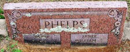 PHELPS, WILLIAM F - Sebastian County, Arkansas | WILLIAM F PHELPS - Arkansas Gravestone Photos