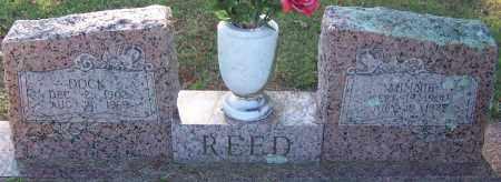 REED, DOCK - Sebastian County, Arkansas | DOCK REED - Arkansas Gravestone Photos