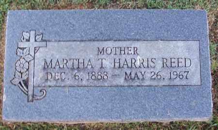 REED, MARTHA T - Sebastian County, Arkansas | MARTHA T REED - Arkansas Gravestone Photos