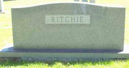RICHIE, FAMILY HEADSTONE - Sebastian County, Arkansas | FAMILY HEADSTONE RICHIE - Arkansas Gravestone Photos