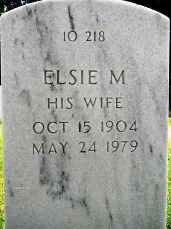 ROAM, ELSIE M - Sebastian County, Arkansas | ELSIE M ROAM - Arkansas Gravestone Photos