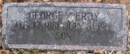ROBINSON, GEORGE LEROY - Sebastian County, Arkansas | GEORGE LEROY ROBINSON - Arkansas Gravestone Photos