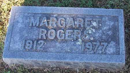 ROGERS, MARGARET - Sebastian County, Arkansas | MARGARET ROGERS - Arkansas Gravestone Photos