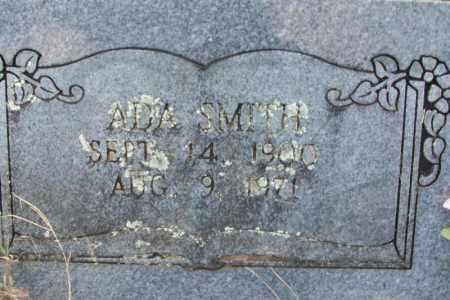 SMITH, ADA - Sebastian County, Arkansas | ADA SMITH - Arkansas Gravestone Photos
