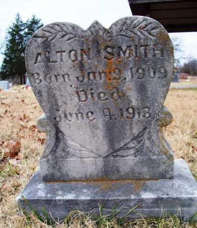 SMITH, ALTON - Sebastian County, Arkansas | ALTON SMITH - Arkansas Gravestone Photos