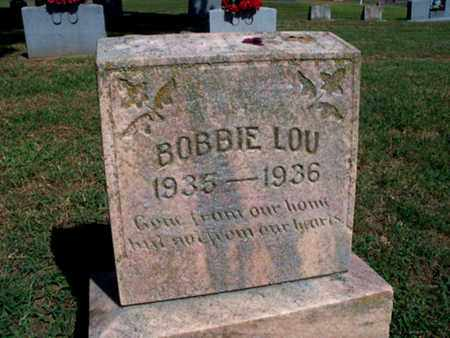 SMITH, BOBBIE LOU - Sebastian County, Arkansas | BOBBIE LOU SMITH - Arkansas Gravestone Photos