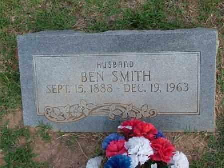 SMITH, BEN - Sebastian County, Arkansas | BEN SMITH - Arkansas Gravestone Photos