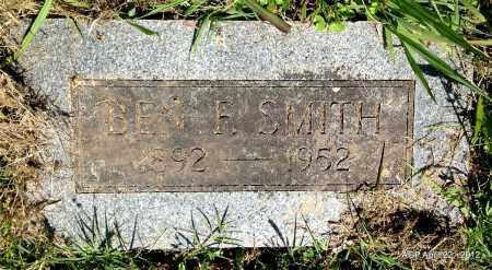 SMITH, BEN F - Sebastian County, Arkansas | BEN F SMITH - Arkansas Gravestone Photos