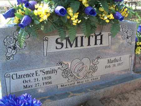 "SMITH, CLARENCE E ""SMITTY"" - Sebastian County, Arkansas 