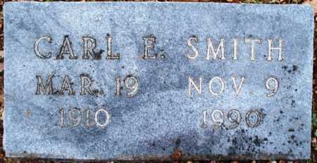 SMITH, CARL E - Sebastian County, Arkansas | CARL E SMITH - Arkansas Gravestone Photos