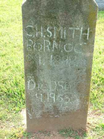 SMITH, C H - Sebastian County, Arkansas | C H SMITH - Arkansas Gravestone Photos