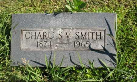 SMITH, CHARLES V - Sebastian County, Arkansas | CHARLES V SMITH - Arkansas Gravestone Photos
