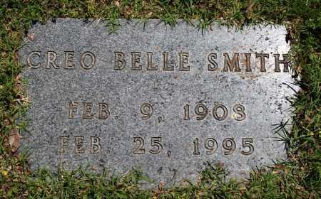 SMITH, CREO BELLE - Sebastian County, Arkansas   CREO BELLE SMITH - Arkansas Gravestone Photos