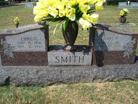 SMITH, DANIEL F - Sebastian County, Arkansas   DANIEL F SMITH - Arkansas Gravestone Photos