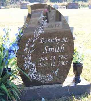 SMITH, DOROTHY M. - Sebastian County, Arkansas | DOROTHY M. SMITH - Arkansas Gravestone Photos