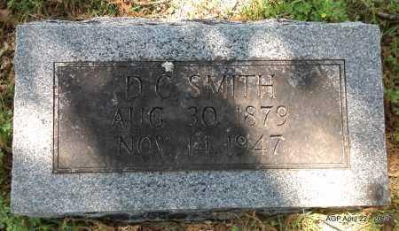 SMITH, D C - Sebastian County, Arkansas | D C SMITH - Arkansas Gravestone Photos