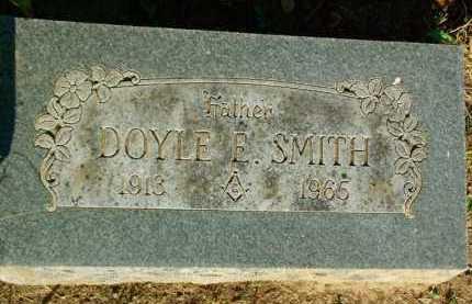 SMITH, DOYLE E - Sebastian County, Arkansas | DOYLE E SMITH - Arkansas Gravestone Photos