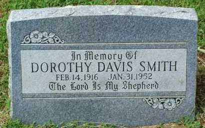 SMITH, DOROTHY - Sebastian County, Arkansas | DOROTHY SMITH - Arkansas Gravestone Photos