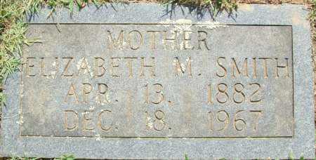 SMITH, ELIZABETH M. - Sebastian County, Arkansas | ELIZABETH M. SMITH - Arkansas Gravestone Photos