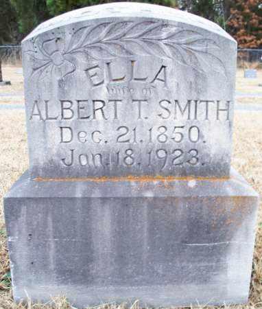SMITH, ELLA - Sebastian County, Arkansas   ELLA SMITH - Arkansas Gravestone Photos