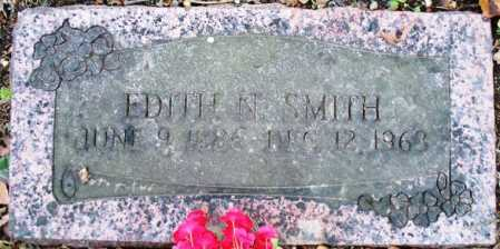 SMITH, EDNA N - Sebastian County, Arkansas | EDNA N SMITH - Arkansas Gravestone Photos