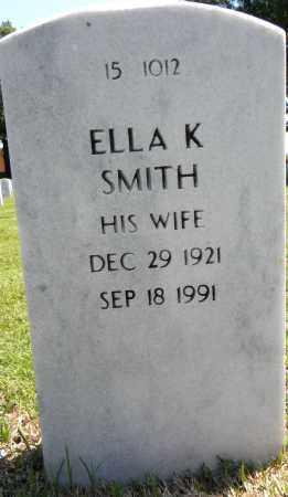 SMITH, ELLA K - Sebastian County, Arkansas | ELLA K SMITH - Arkansas Gravestone Photos