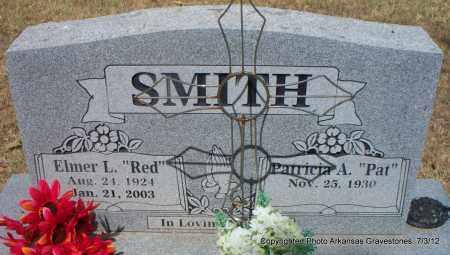 "SMITH, ELMER L ""RED"" - Sebastian County, Arkansas | ELMER L ""RED"" SMITH - Arkansas Gravestone Photos"