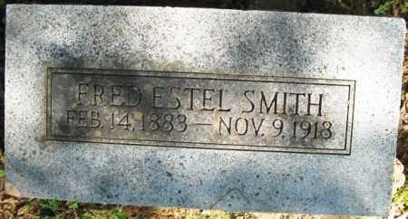 SMITH, FRED ESTEL - Sebastian County, Arkansas | FRED ESTEL SMITH - Arkansas Gravestone Photos