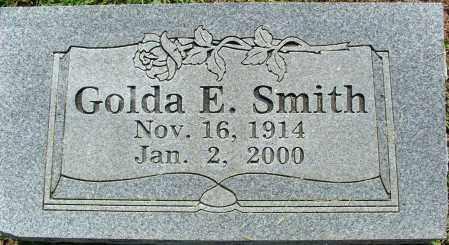 SMITH, GOLDA E. - Sebastian County, Arkansas | GOLDA E. SMITH - Arkansas Gravestone Photos