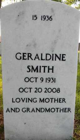 SMITH, GERALDINE - Sebastian County, Arkansas | GERALDINE SMITH - Arkansas Gravestone Photos
