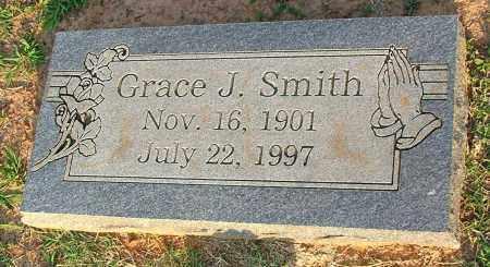 SMITH, GRACE J - Sebastian County, Arkansas | GRACE J SMITH - Arkansas Gravestone Photos