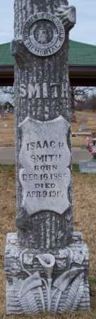 SMITH, ISAAC H - Sebastian County, Arkansas   ISAAC H SMITH - Arkansas Gravestone Photos