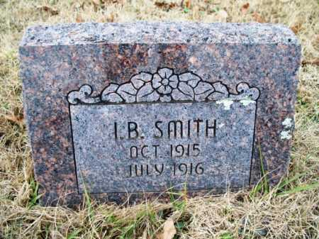 SMITH, I B - Sebastian County, Arkansas | I B SMITH - Arkansas Gravestone Photos