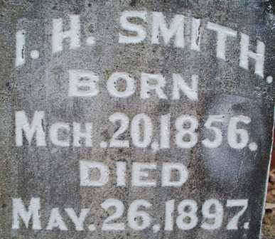 SMITH, I H - Sebastian County, Arkansas | I H SMITH - Arkansas Gravestone Photos