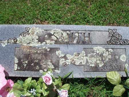 SMITH, JAMES CLARENCE - Sebastian County, Arkansas | JAMES CLARENCE SMITH - Arkansas Gravestone Photos