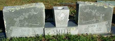 SMITH, OLLIE E - Sebastian County, Arkansas   OLLIE E SMITH - Arkansas Gravestone Photos