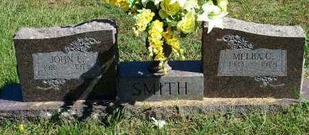 SMITH, MELBA C - Sebastian County, Arkansas | MELBA C SMITH - Arkansas Gravestone Photos