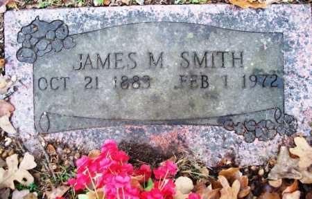 SMITH, JAMES M - Sebastian County, Arkansas | JAMES M SMITH - Arkansas Gravestone Photos