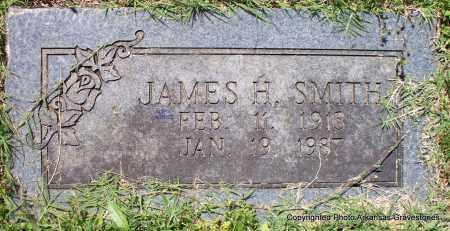 SMITH, JAMES H - Sebastian County, Arkansas | JAMES H SMITH - Arkansas Gravestone Photos