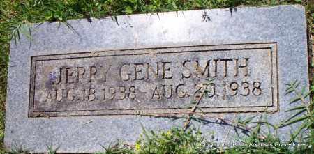 SMITH, JERRY GENE - Sebastian County, Arkansas   JERRY GENE SMITH - Arkansas Gravestone Photos