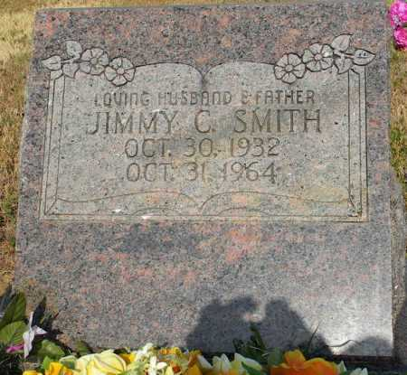 SMITH, JIMMY C - Sebastian County, Arkansas   JIMMY C SMITH - Arkansas Gravestone Photos