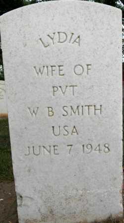 SMITH, LYDIA - Sebastian County, Arkansas | LYDIA SMITH - Arkansas Gravestone Photos