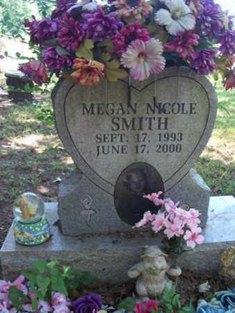 SMITH, MEGAN NICOLE - Sebastian County, Arkansas | MEGAN NICOLE SMITH - Arkansas Gravestone Photos