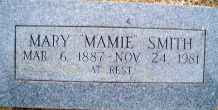 SMITH, MARY MAMIE - Sebastian County, Arkansas | MARY MAMIE SMITH - Arkansas Gravestone Photos