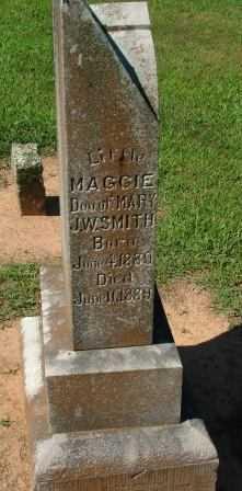 "SMITH, MAGGIE ""LITTLE"" - Sebastian County, Arkansas | MAGGIE ""LITTLE"" SMITH - Arkansas Gravestone Photos"